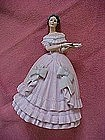 Lenox, Great fashions of  history - Caroline figurine