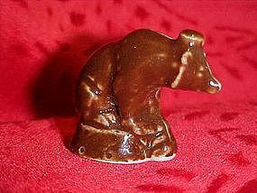 Wade Red Rose tea American series #4, bear