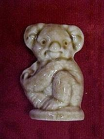 Wade Red Rose Tea American Series #2, Koala bear