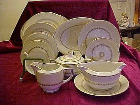 Fuji China dishes, Laurel pattern, priced seperately