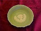 Wedgewood green bowl