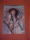 Broken Blossoms, Marion Davies cover 1919