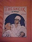 The Sheik of Araby, music 1921