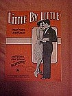 Little by Little, by Walter O'Keefe and Bobby Dolan