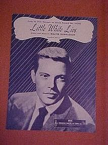 Little White Lies, by Walter Donaldson,  1930