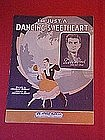I'm Just A Dancing Sweetheart, music 1931