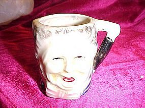 Toby mug, japan