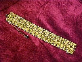 Expansion bracelet, gold plated by DG