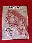 Picnic, the theme song from the movie Picnic 1955