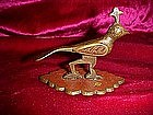 Brass pheasant from India, very old
