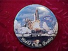 Nasa, Manned flight awareness, pinback button