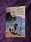 The amazing panda adventure, pin back button