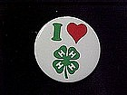 I love 4-H , pin back button