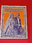 Wedding Blossoms, Waltzes, sheet music 1912