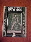 Along the rocky road to Dublin, cover Blanche Ring 1915