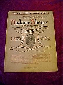 Every Little Movement, from Vaudeville Madame Sherry
