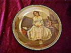 Rockwell's Waiting at the dance, plate by Knowles #5