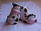 Cute Cow salt and pepper shakers