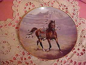 Prairie Prancer, an Arapaho War Pony by Perillo