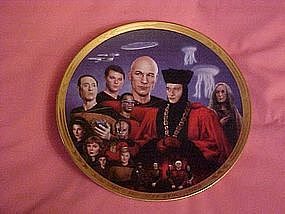 Encounter at Farpoint, Star Trek next generation