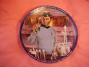 Star Trek Dr. McCoy medical officer,  by Susie Morton