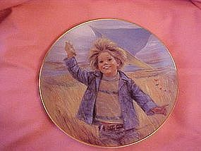 Kite Flying, from A Child's Play series, Frances Hook