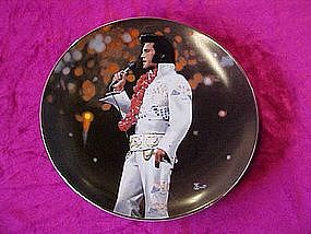 Aloha from Hawaii, Elvis Presley in performance