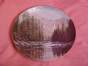 """Yosemite Falls"" from America the Beautiful series"