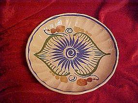 Vintage Tlaquepaque  Mexico pottery bowl
