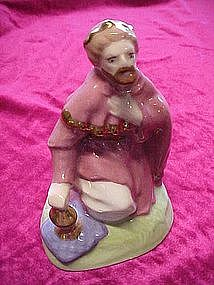 Kneeling Wise man, Nativity/creche figure