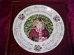 Royal Doulton Silent Night, Christmas carols series