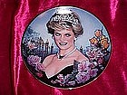 "Franklin Mint ""Forever our Princess"", collector plate"