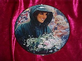 "Franklin Mint ""The peoples Princess"" by Drew Struzan"