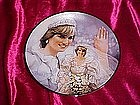 Franklin Mint, Fairytale Princess, Diana plate