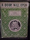A Door will open, by Don George & John Benson Brooks