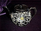 Hand painted Chatsworth English teapot