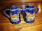Granite Coffee Pots salt & pepper shakers