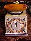 Kitchen Scales, cookie jar