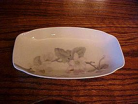 "Rosenthal Pomona 9"" oval serving dish"