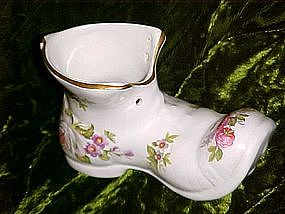 Old Foley, Harmony Rose collector shoe, England