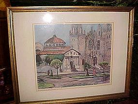 "San Francisco De Assisi-""Dolores"", by Bessie Lasky"