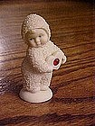 Snowbabies Birthstone baby for March, Dept 56