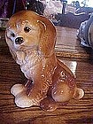 Royal Copley cocker spaniel dog planter