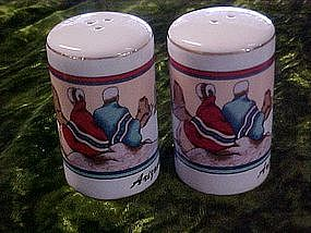 Arizona, porcelain souvenir salt and pepper shakers