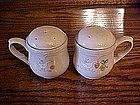 Stoneware Geese salt and pepper shakers