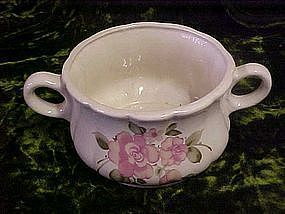 Gibson Roseland handled soup mugs