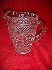 Anchor Hocking Wexford, pint juice pitcher