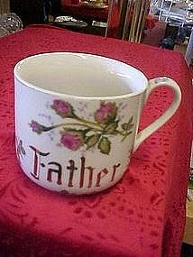 Moss Rose, oversized Father Mug