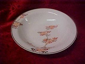 Fukagawa Arita china, dessert bowl, Maple pattern 505