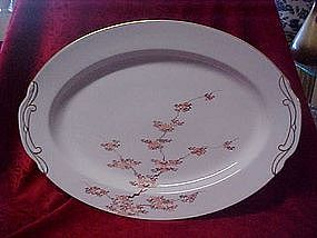 "Fukagawa Arita, 16 1/2""  platter, Maple pattern #505"